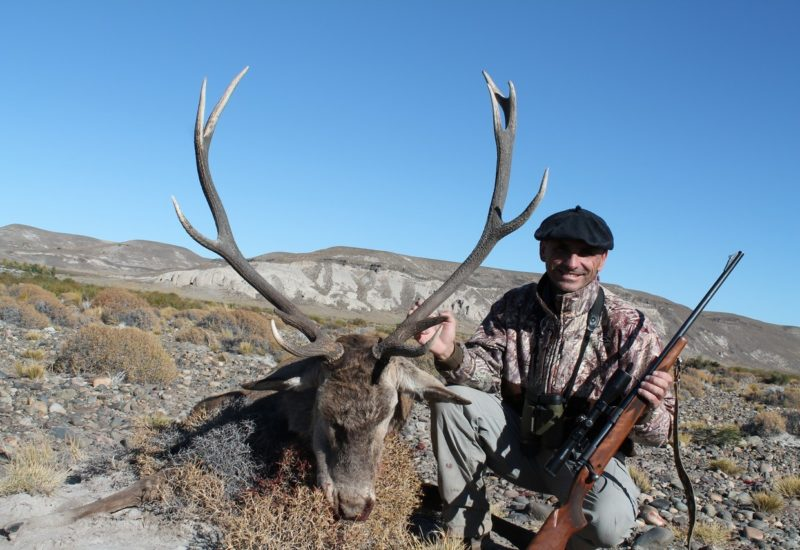 Argentina Red Stag Hunting22