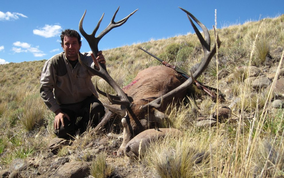 Argentina Red Stag Hunting23