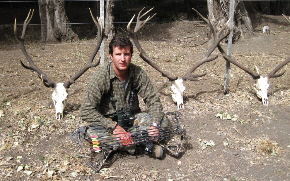 Argentina Red Stag Hunting30