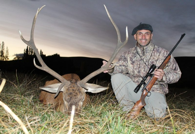 Argentina Red Stag Hunting37