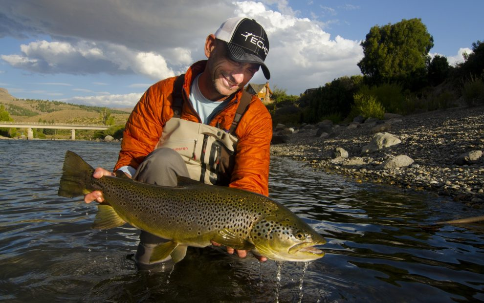 Argentina trout fishing 3