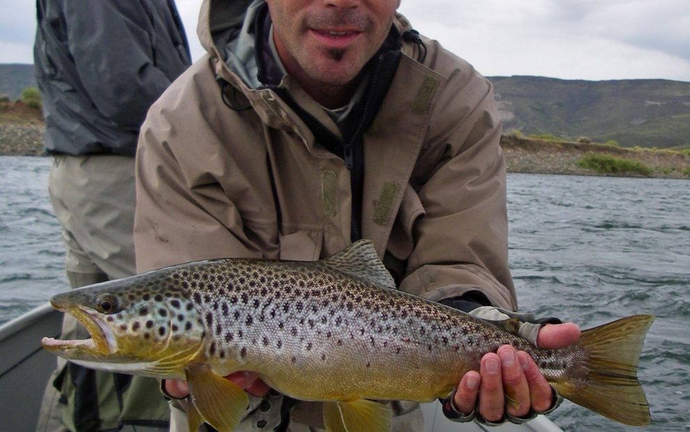 Argentina trout fishing 32