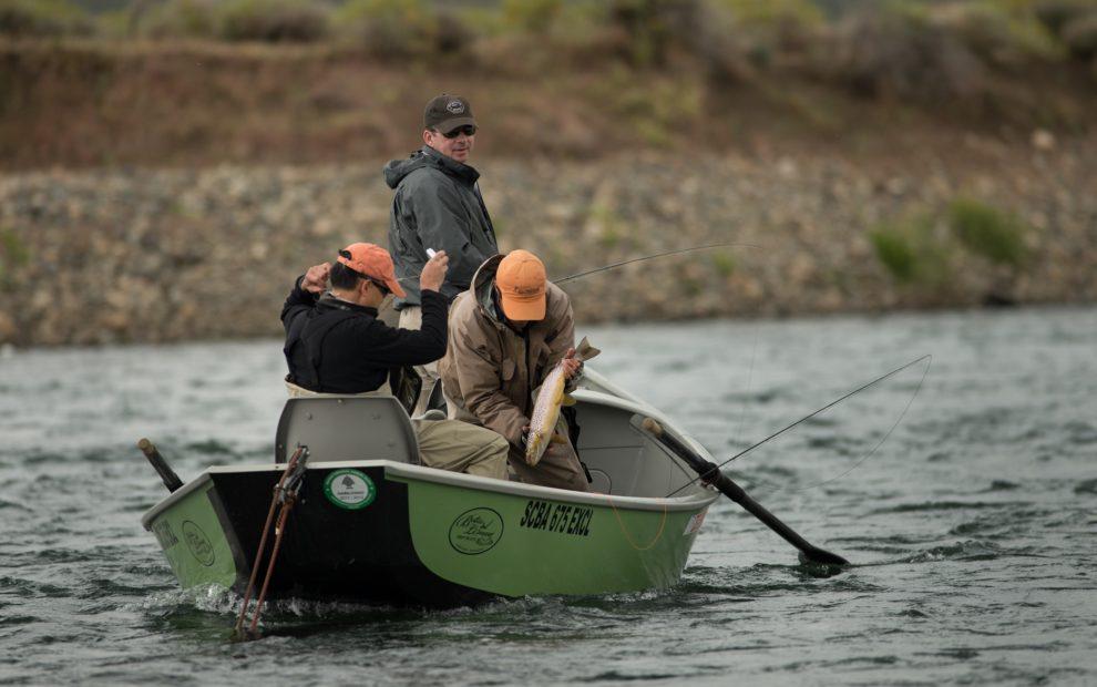 Patagonia float trip 9