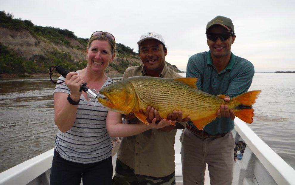 Los Laureles Golden Dorado Fishing1