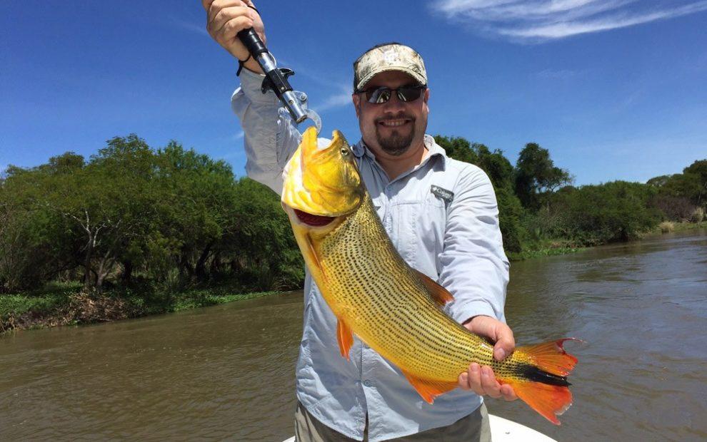 Los Laureles Golden Dorado Fishing2