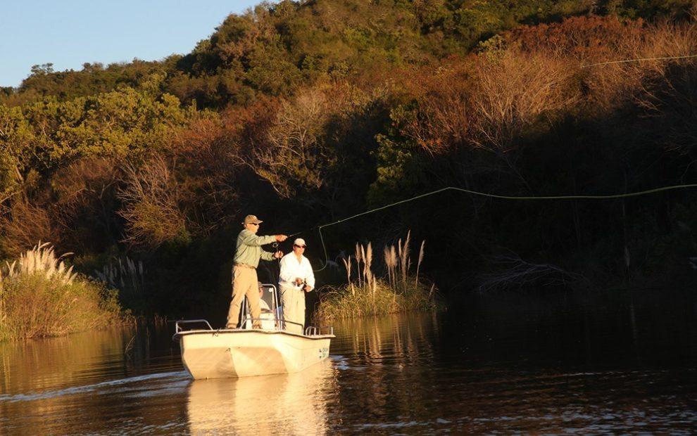 Fly Fishing for Golden Dorado, Argentina/Uruguay by GaryKramer.net, 530-934-3873, gkramer@cwo.com