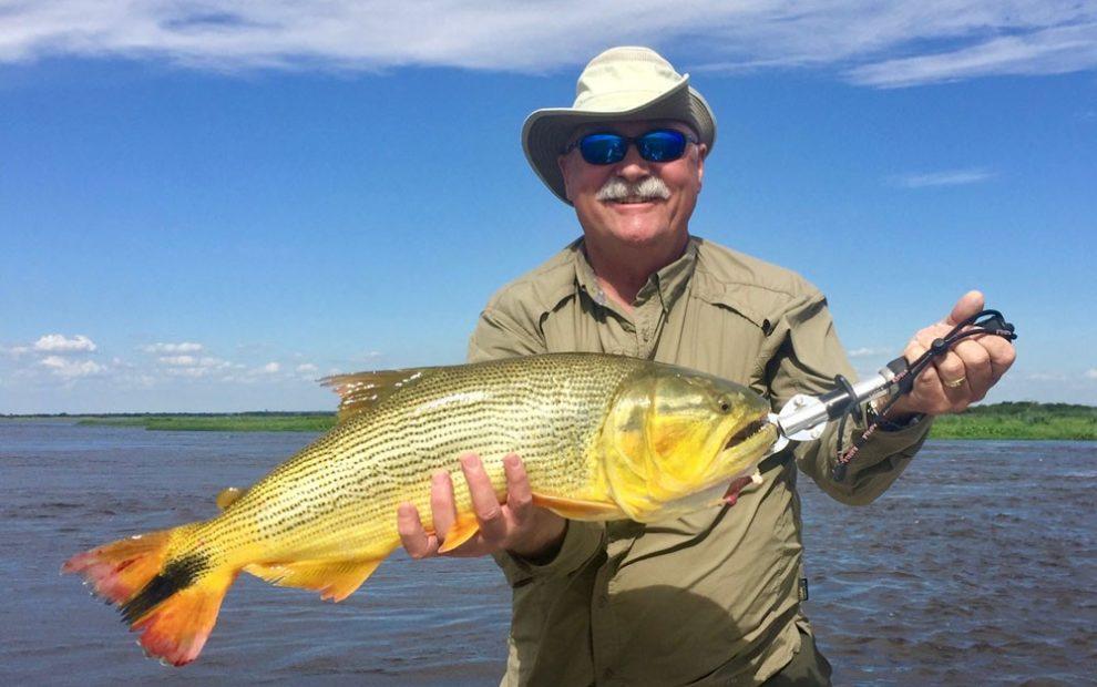 Los Laureles Golden Dorado Fishing3